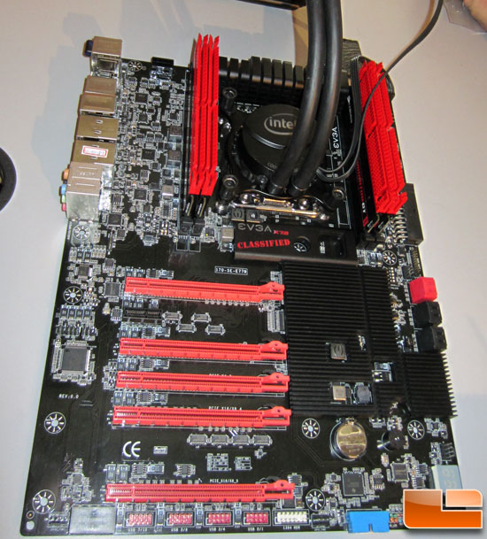 EVGA X79 Classified Motherboard