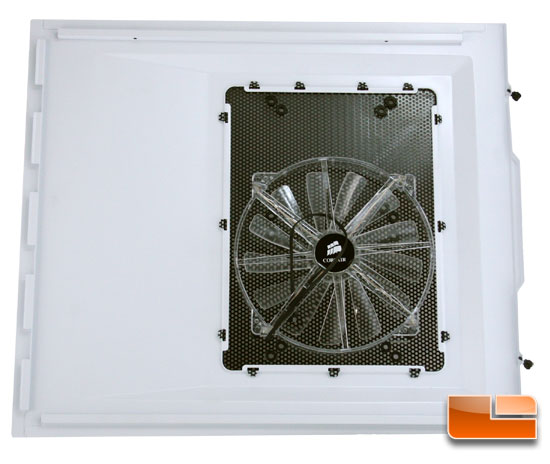 500R 200mm included fan