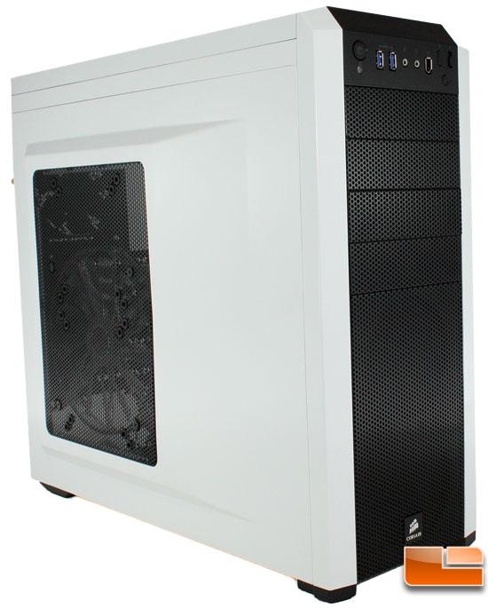 Corsair Carbide 500R Mid-Tower Case Review