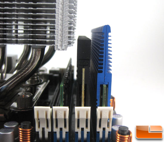 phanteks PH-TC14PE CPU Cooler RAM clearance
