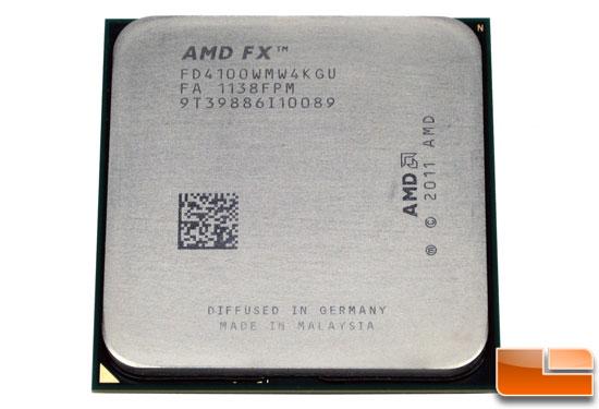 AMD FX-4100 Processor