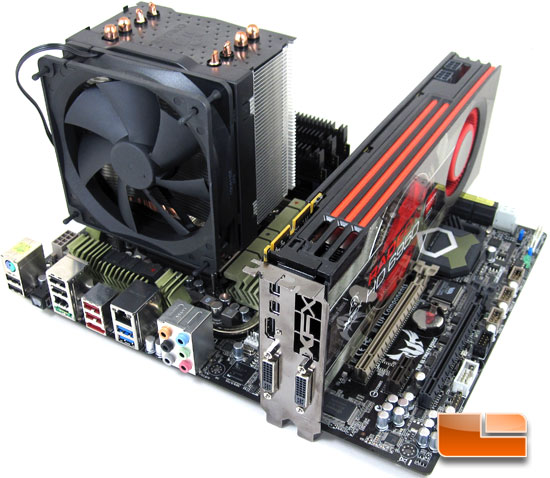 ASUS Sabertooth X58 Motherboard