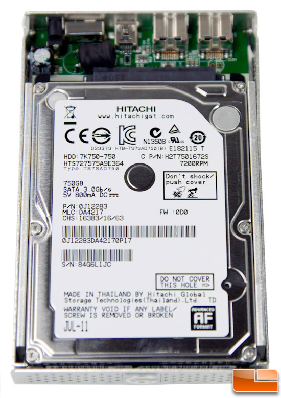 G-Technology G-DRIVE Mini HDD