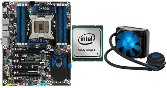 Intel Launch Products
