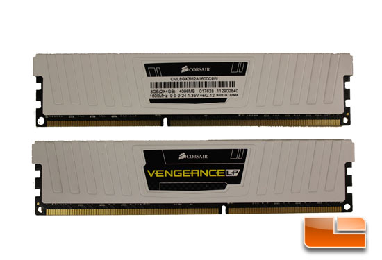 Corsair Vengeance LP modules