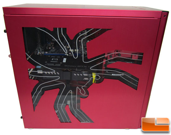 GraVT Professional PC Case