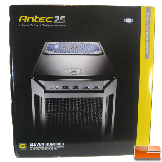 Antec Eleven Hundred box front