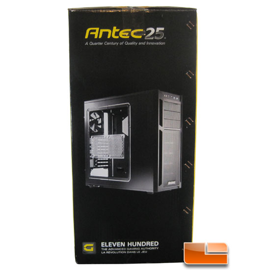 Antec Eleven Hundred box left