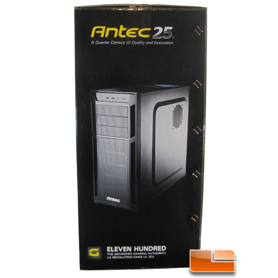 Antec Eleven Hundred box right