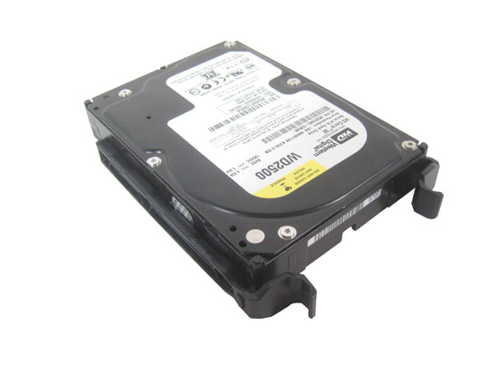 Antec Eleven Hundred hard drive