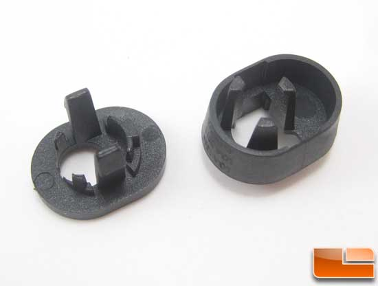 Intel RTS2011LC Water Cooler hold down screw retainers