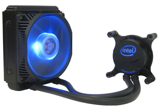 Intel RTS2011LC Water Cooler