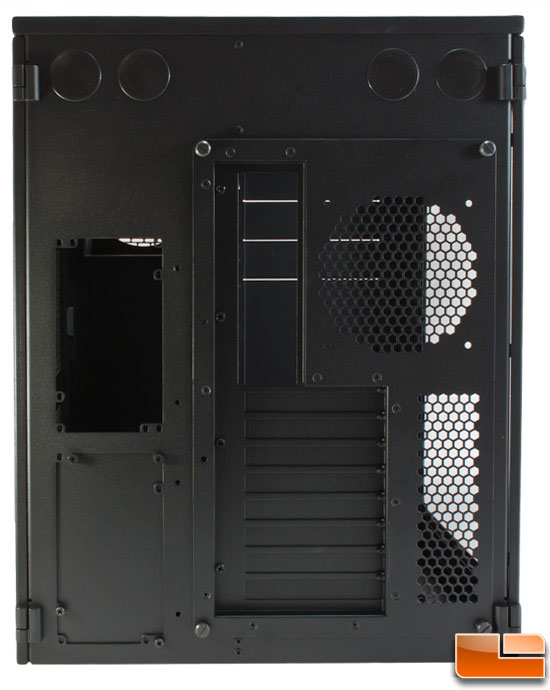 Case Labs back panel