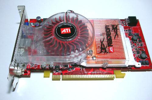The ATI X850 XT