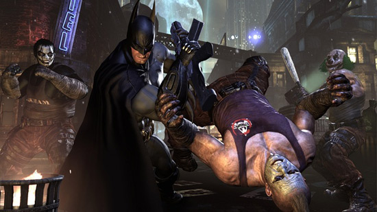 Batman: Arkham City PC Game