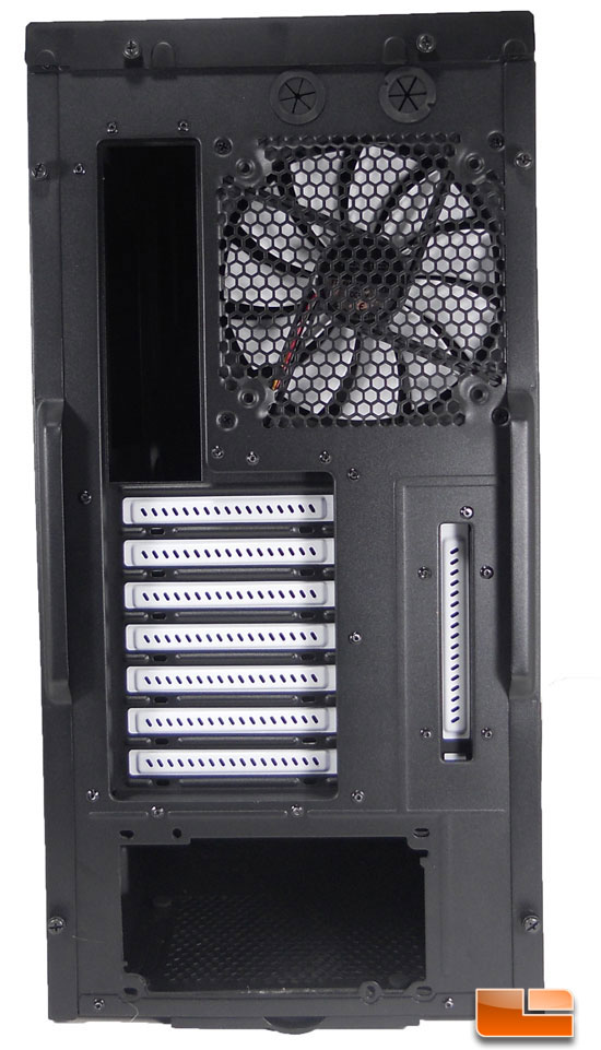 Fractal Arc Midi Case Back