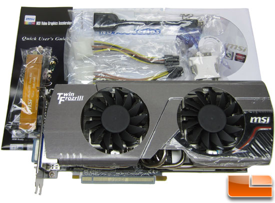 MSI R6950 Twin Frozr III 1G/OC video card Video Card Bundle