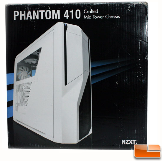 NZXT Phantom 410 Box Front