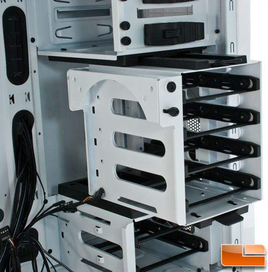 NZXT Phantom 410 HDD cage