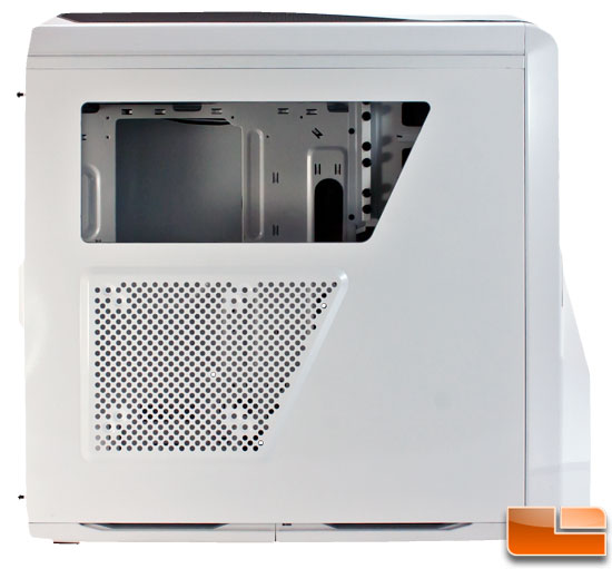 NZXT Phantom 410 left side