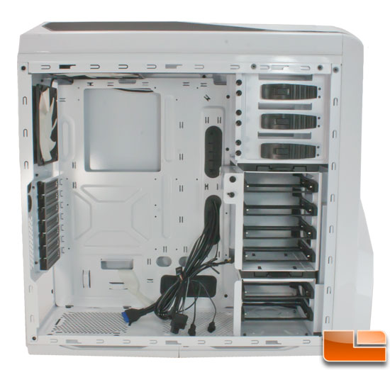 NZXT Phantom 410 internal