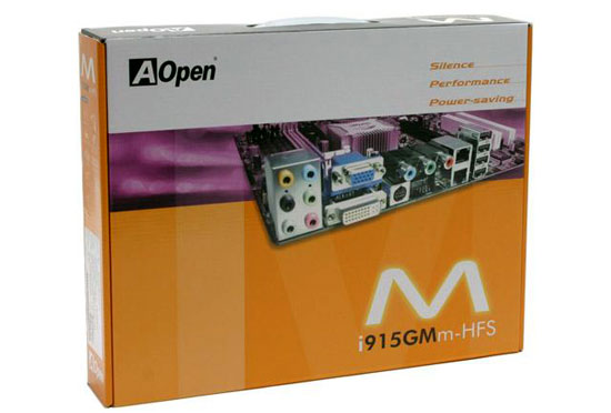 AOpen's push for mainstream Pentium M use