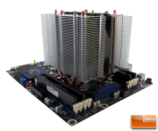 Intel LGA2011 CPU Cooler Roundup - CoratorDS