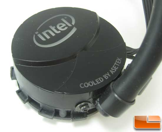Intel LGA2011 CPU Cooler Roundup - Intel RTS2011LC water cooler