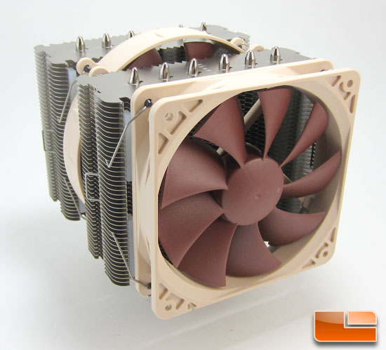 Intel LGA2011 CPU Cooler Roundup - Noctua NH-D14 SE2011