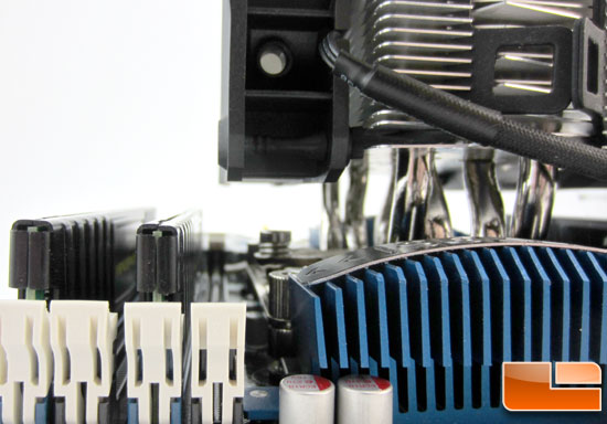 Intel LGA2011 CPU Cooler Roundup - NZXT Havik 120