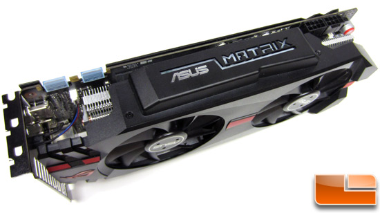 ASUS Matrix GeForce GTX580
