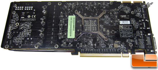 AMD Radeon HD 7970 Back