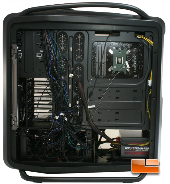 Cooler Master Cosmos Ii Ultra Tower Case Review Legit