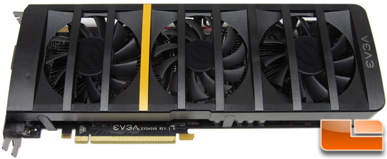 EVGA GeForce GTX 560 Ti 2Win 2GB Video Card Front