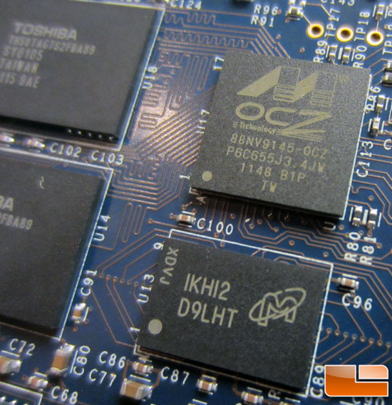 OCZ Z-Drive R5 Marvell Controller