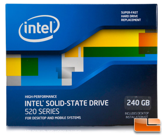 Intel 520 240GB Box