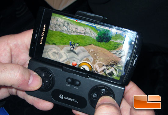 Gametel Android Game Controller