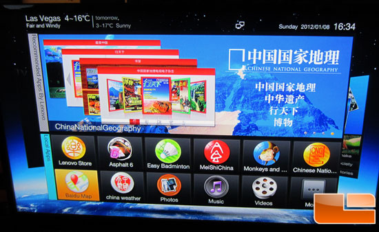 Lenovo Google TV Remote