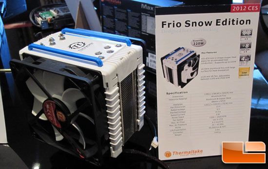 Thermaltake Frio Heatsink