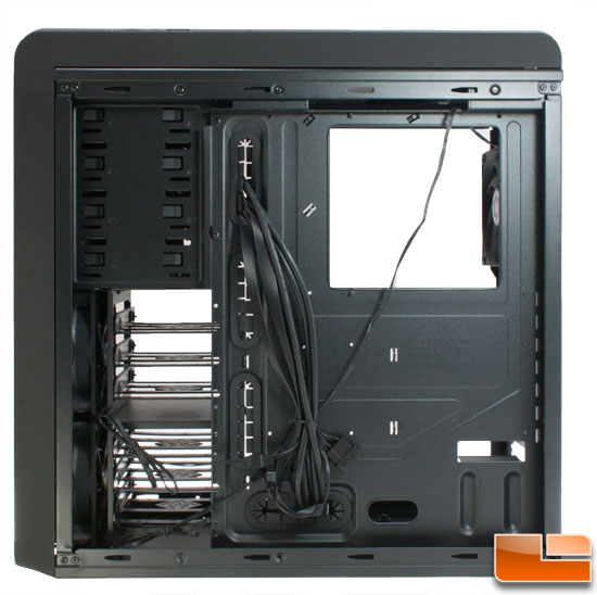 BitFenix Raider back tray
