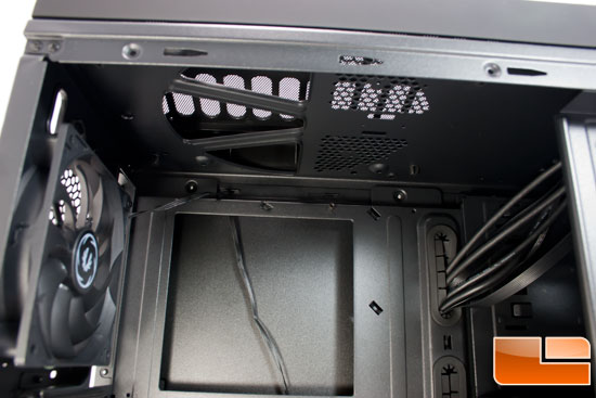 BitFenix Raider top panel