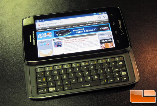 Motorola Droid 4 and Razr Maxx