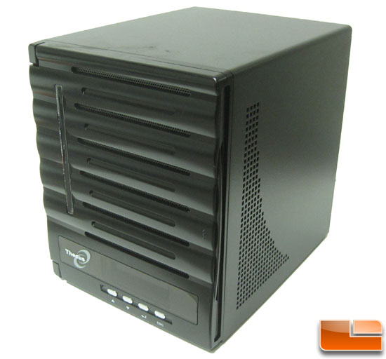 Thecus N5500 5 Bay NAS Server Review