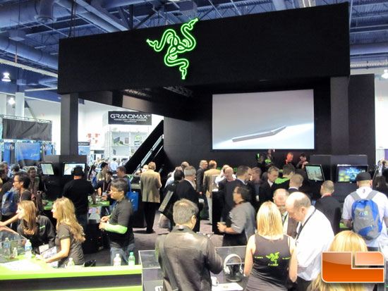 CES 2012: Razer 'Project Fiona' Gaming Tablet and Blade Gaming Laptop