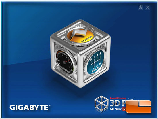GIGABYTE Intel X79 3D Power