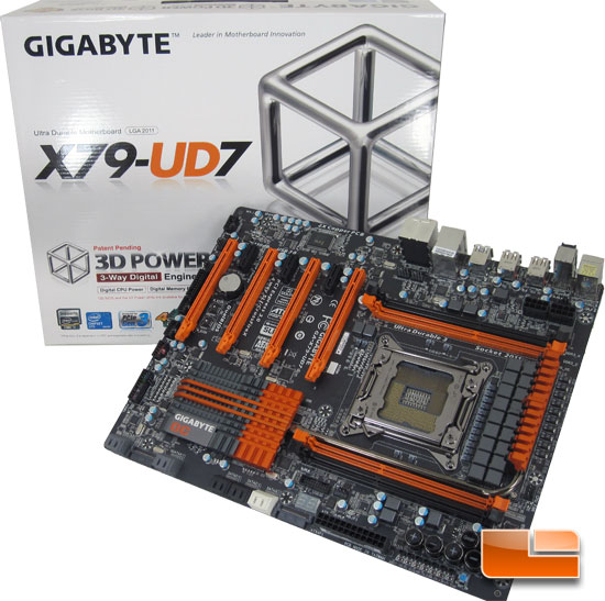 GIGABYTE GA-X79-UD7 Intel X79 Express Chipset LGA 2011 Motherboard Review
