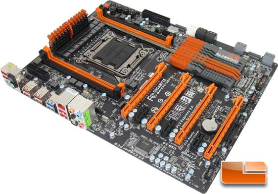 GIGABYTE GA-X79-UD7 Motherboard Review