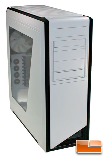 NZXT Switch 810 White Case Review