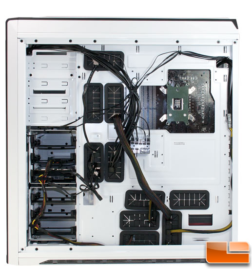 NZXT Switch 810 install back