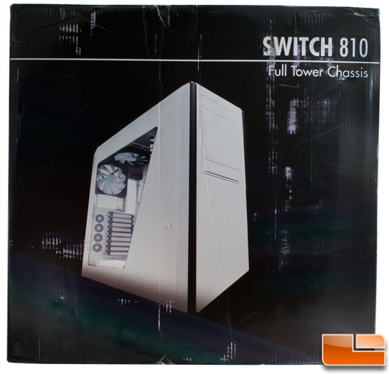 NZXT Switch 810 Box Front
